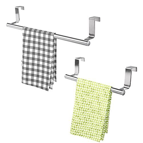 mobiletto bagno porta asciugamani 2 Pezzi Porta Appendi Strofinacci Cucina