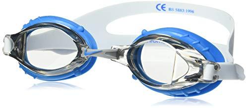 NIKE Boys' Big Chrome/Youth Challenger 2-Pack Swim Goggles,...