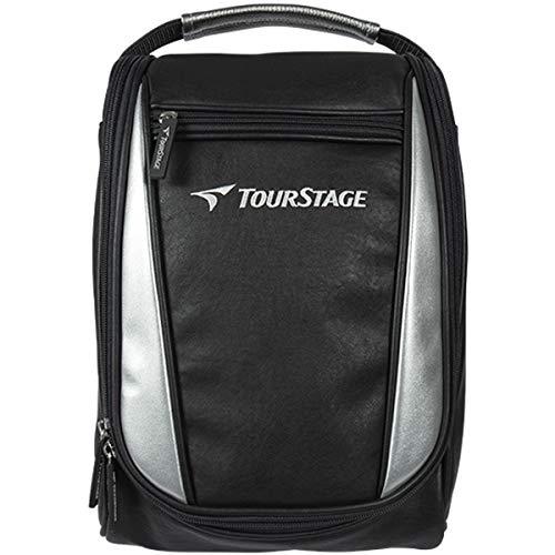 ツアーステージ(TOUR STAGE) シューズバッグ TS-SC0418 ブラック