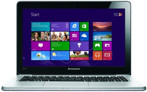 Lenovo Ideapad U310 Ultrabook Pink i3-3217U 4Gb 24SSD 500GB HD, B/C/W8 61N0947