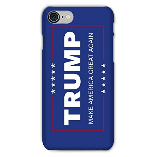 CASE LOCK LTD -Trump 2020 USA Presidential Campaign - Hard Rubber Phone case for Apple iPhone 6 / 6S (4.7 inch) Made and Shipped from The USA