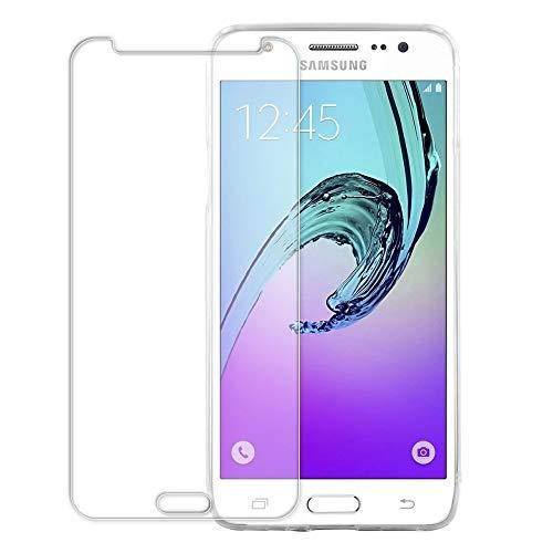 Movilrey Protector para Samsung Galaxy J5 2016 Cristal Templado de Pantalla Vidrio...