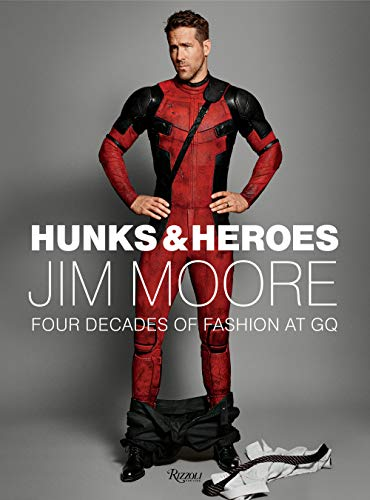 Image of Hunks & Heroes: Four Decades of Fashion at GQ