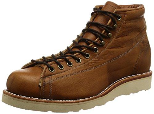 Chippewa 5' LACE-to-Toe Bridgeman Boot 1901M35 EE Copper, Größe:US Men 7 / EU 40