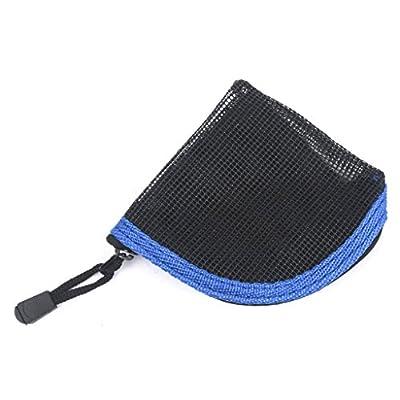 MagiDeal Nylon Netlike 7-Slot Fly Fishing Line Storage Bag by MagiDeal