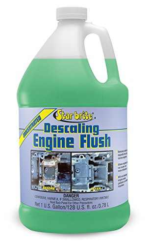 Star brite 92600 Descaling Motor Flush, 1 Gallon