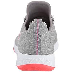 Skechers Women's GO Run TR-15190 Sneaker, Gray/Pink, 8 M US