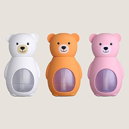 asnlcdm Beer luchtbevochtiger slaapkamer usb luchtbevochtiger beer bevochtiger nieuwe exotische lucht droge parfum