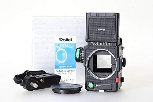 Rollei 6008 AF Rolleiflex Spiegelreflex Rollfilm Kamera