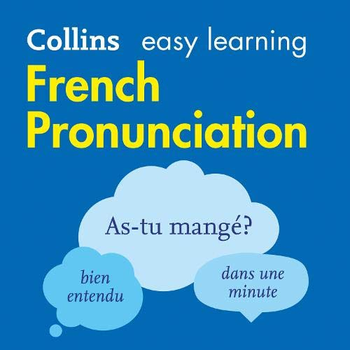 French Pronunciation: How to Speak Accurate French (Collins Easy Learning French) Titelbild