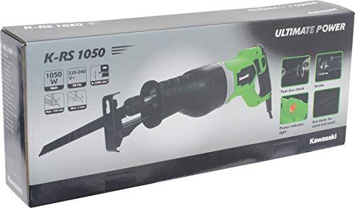 Kawasaki 65955 Serrucho Eléctrico 1050W 2500Rpm