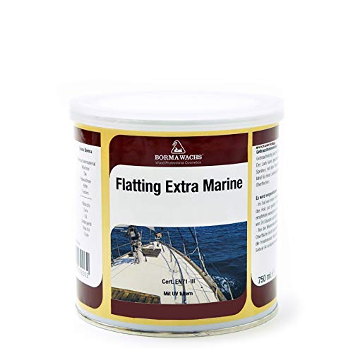 Flatting Extra Marine - Bootslack (750ml, Matt)