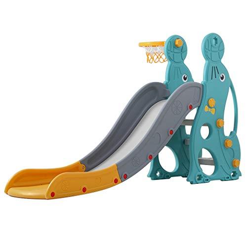 Freistehende Rutschen Freistehende Folien Climbers Slides Kinderrutsche Innen Haushalt Multifunktionale Kleinen Vergnügungspark Spielzeug Rutsche Rutsche Freistehend