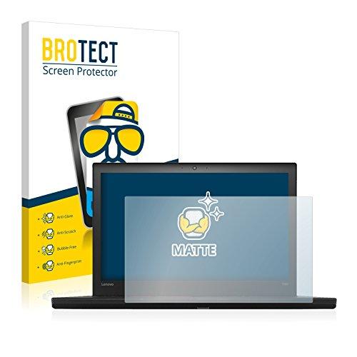 BROTECT Entspiegelungs-Schutzfolie kompatibel mit Lenovo ThinkPad T560 Bildschirmschutz-Folie Matt, Anti-Reflex, Anti-Fingerprint