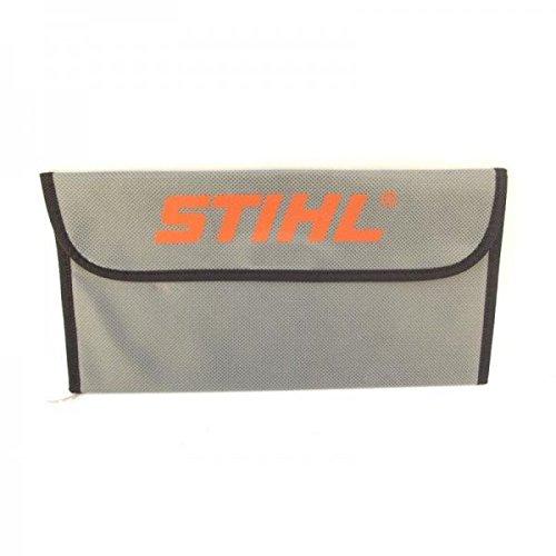 Pièces de rechange de rechange Authentique Stihl Tool Roll Bag Single Pouch Pièce No.ST00008910810