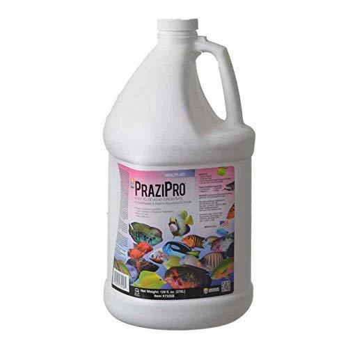 Hikari Aquarium Solutions Prazipro Parasite Treatment: 1 Gallon