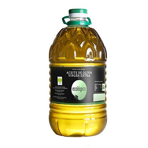 Aceite de Oliva Virgen Extra Ecológico - 5 litros - Cooperativa de Elche de la Sierra