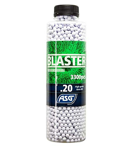 Blaster 0.2 Gram 3300 BBs In Bottle