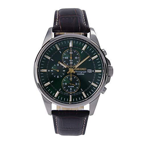 [セイコー]SEIKO 腕時計 クオーツ 海外モデル クロノグラフ SNAF09P1 メンズ [逆輸入品]