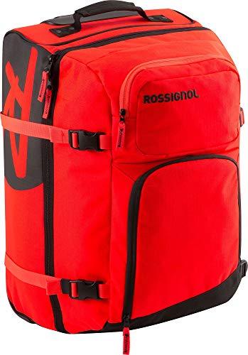 Rossignol Unisex Hero Ski Gepäck, rot/schwarz, Einheitsgröße