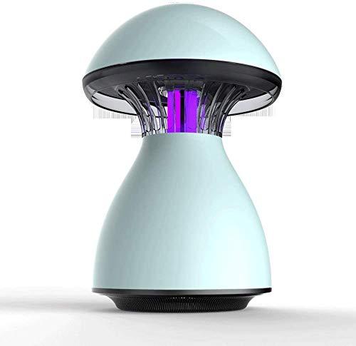 Elektrische draagbare mug Zapper buitenlantaarn, lichtregeling mug Geen straling dempen, voor tent, tuin, reizen (kleur: driedelig)