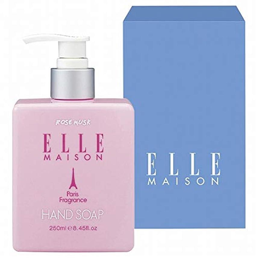 ご覧ください動力学潜在的なエルマイソン(ELLE MAISON) ELLE MAISON 薬用ハンドソープ