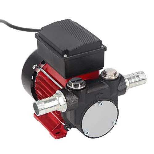 TOPWAY 110V AC 15GPM Electric Self-priming Oil Transfer Pump Fuel Diesel Kerosene Biodiesel Pumps