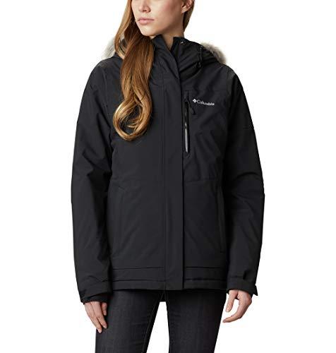 Columbia Damen Ava Alpine Insulated Jacken, Schwarz, L