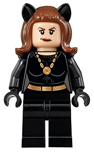 LEGO® Super Heroes Classic TV Series Batman Minifigure - Catwoman (76052)