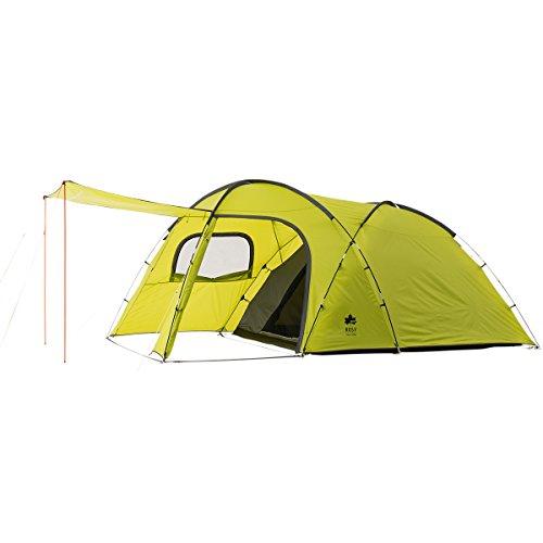ロゴス(LOGOS)  テント 4~5人用 ROSY ドゥーブル XL 71805022 広々2ルームテント