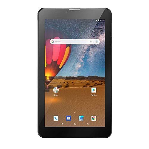 Tablet Multilaser M7 3G Plus Dual Chip Quad Core 1 GB de Ram Memória 16 GB Tela 7 Polegadas Preto - NB304