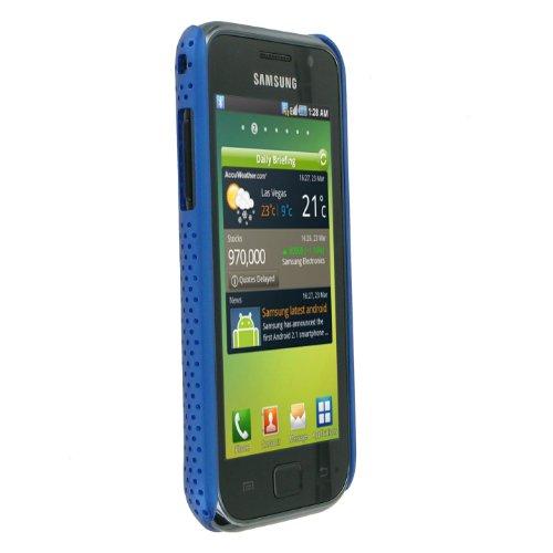 Samsung Original SAMGSPK Set aus de Displayschutzfolie, Hardcase, Mikro-SD-Karte für Galaxy S