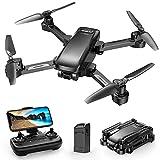 Best Indoor Drones - Tomzon D30 GPS 4K Drone with 90° FPV Review