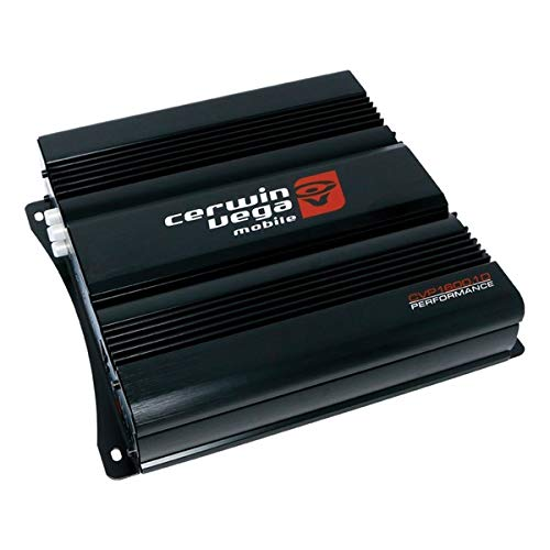 Cerwin-Vega Mobile CVP1600.1D Performance Series 1,600-Watt-Max Monoblock Class D Amp