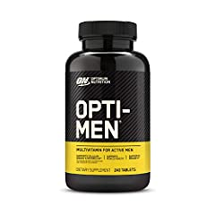 Vitamin C, Vitamin D and Zinc Provide Immune Support along with Vitamin E High potency multivitamin for active men. 75+ ingredients in 4 performance blends. 25 vitamins & essential minerals and 1 gram of free form amino acids, 1,500 iu of vitamin d W...