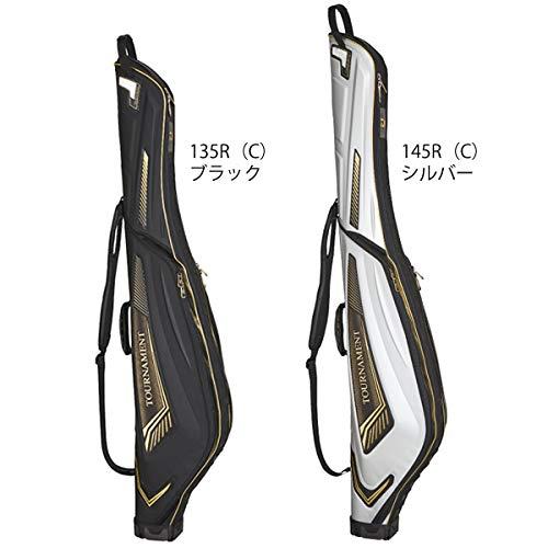 ダイワ(DAIWA) ロッドケース トーナメント ロッドケース 135R(C) ブラック