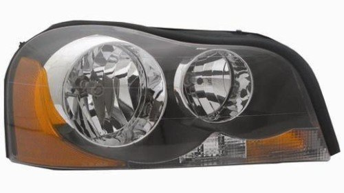 Volvo XC90 Replacement Headlight Assembly Halogen - Passenger Side