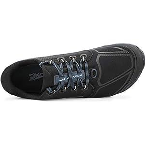ALTRA Women's AL0A4VR4 Superior 4.5 Trail Running Shoe, Dark Slate - 6 M US
