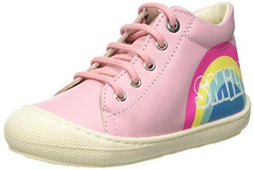 Naturino Mädchen MERLINO Sneaker, Pink, 24 EU