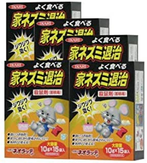 イカリネオラッテP 15袋入×5箱