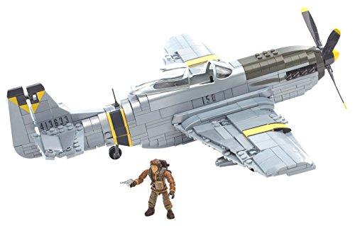 Mega Bloks Call of Duty Legends Air Strike Ace Building Set