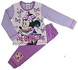 Disney Princess Kleiner Meerjungfrau und Tinkerbell Pyjama 18months to 3-4 Years - Minnie Maus, 86-92