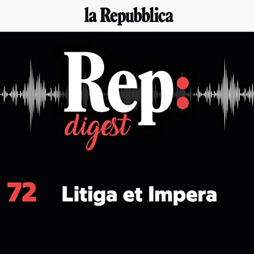 Litiga et Impera copertina