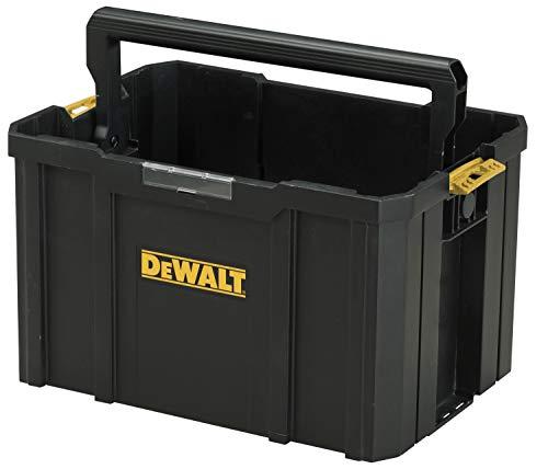 Dewalt DWST1-71228 DWST1-71228-Cajón Abierto TSTAK, Yellow/Black, Talla única