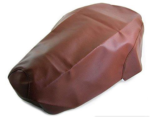 Funda de asiento marrón, Vespa ET2 ET4 (50 125 150 cm)