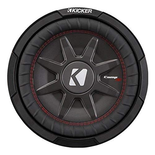KICKER 43CWRT102 10 inch woofer CompRT102 zwart