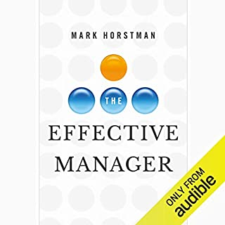 Page de couverture de The Effective Manager