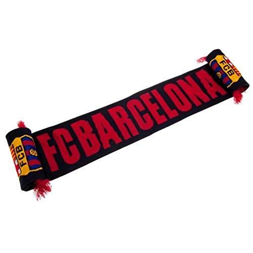 Bufanda Oficial Fc Barcelona  marca FC Barcelona