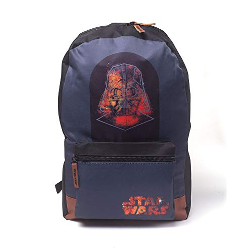 STAR WARS Wars Darth Vader Print Backpack, Multi-Colour (BP646771STW) Rucksack, 28 cm, 20 liters, Mehrfarbig (Multicolour)