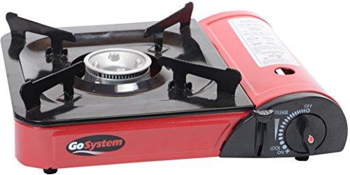 GoSystem Dynasty Campingkocher Gaskocher Tischkocher Outdoor Kocher 2300W